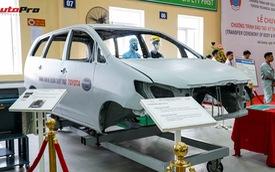 Tay nghề sơn và sửa chữa thân xe của thợ Việt sẽ sớm được cải thiện