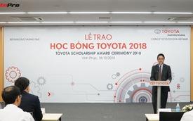 Toyota chọn lựa nhiều sinh viên giỏi để trao đổi bí quyết kinh doanh
