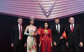 """Chủ tịch VinFast: """"Kể từ lúc này, Việt Nam đã chính thức có tên trên bản đồ ngành công nghiệp chế tạo xe hơi thế giới"""""""