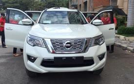SUV 7 chỗ Nissan Terra lộ ảnh nóng tại Việt Nam, cạnh tranh Toyota Fortuner