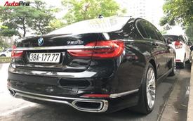 Đại gia Hà Tĩnh sắm BMW 750Li biển tứ quý 7