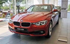 BMW 320i nâng cấp trang bị, giá cao hơn 200 triệu đồng so với Mercedes-Benz C200