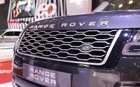 Chi tiết Range Rover Autobiography LWB - SUV sang tiền tỉ trình làng tại Triển lãm Ô tô Việt Nam 2018