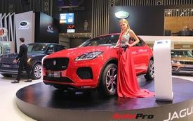 SUV cỡ nhỏ Jaguar E-Pace trình diện khách hàng Việt Nam, giá từ 2,959 tỷ đồng