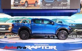Cận cảnh Ford Ranger Raptor - Bán tải hiệu suất cao hứa hẹn khuấy đảo làng xe Việt