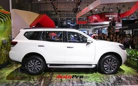 Cận cảnh Nissan Terra - SUV 7 chỗ tham vọng soán ngôi Toyota Fortuner tại Triển lãm Ô tô Việt Nam 2018