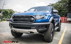 Chi phí mua ngay một chiếc Ford Ranger Raptor lên đến gần 1,6 tỷ đồng