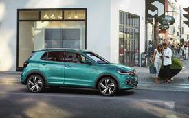 Ra mắt T-Cross - SUV nhỏ nhất, giá rẻ nhất của Volkswagen