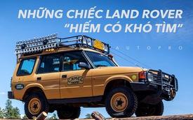 """Những mẫu Land Rover """"hiếm có khó tìm"""" nhất thế giới"""