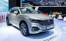 30 đại gia Việt sẵn sàng xuống tiền cọc xe VW Touareg 2019 ngay cả khi chưa mở bán