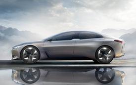 Đàn em siêu xe BMW i8 được xác nhận với tên gọi i4
