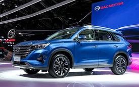 """GAC GS5 - SUV Trung Quốc thiết kế """"sang chảnh"""" cho người có hầu bao eo hẹp"""