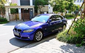 BMW 320i gần 9 năm tuổi, sơn màu tán sắc rao bán rẻ như Kia Morning