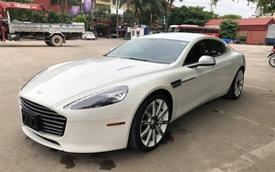 Chưa đầy 3 năm tuổi, Aston Martin Rapide S đầu tiên tại Việt Nam đã bị chủ nhân rao bán