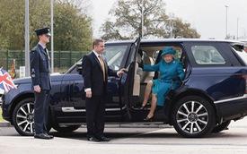 Có một sự thật bất ngờ là Nữ hoàng không có bằng lái xe nhưng bộ sưu tập xe hơi của bà khiến nhiều người phải choáng ngợp