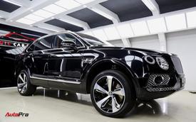 Khám phá Bentley Bentayga First Edition hàng hiếm tại Việt Nam