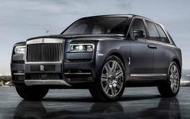 """Rolls-Royce Cullinan """"uống xăng"""" ít hơn Lamborghini Urus - Điều ít đại gia quan tâm?"""