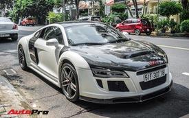 Audi R8 PPI RAZOR độ cả tỷ đồng tái xuất trên phố Sài Gòn sau thời gian ẩn cư tại Bình Dương