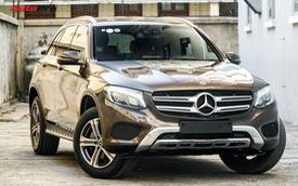 Đại gia Hà thành bỏ gần 300 triệu chỉ để trải nghiệm Mercedes-Benz GLC màu hiếm