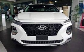 Lần đầu hé lộ nội, ngoại thất Hyundai Santa Fe 2019 bản lắp ráp trong nước