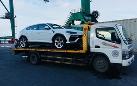 """Lamborghini Urus đầu tiên về Việt Nam: Liệu có phải là xe của Minh """"nhựa""""?"""