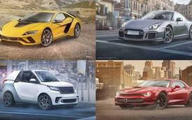 BMW Aventador và 5 mẫu xe lai tạp đáng được các hãng xe thử một lần