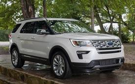 Ford dừng bán Explorer tại những nước không đạt 100 xe/năm, không có Việt Nam