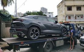 """Minh """"nhựa"""" mua Lamborghini Urus màu trắng còn chiếc màu xám về tay đại gia Nha Trang?"""