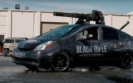 Chiếc Toyota Prius nguy hiểm nhất thế giới của đại gia cà phê