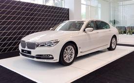 BMW 7-Series giá từ 4,05 tỷ đồng - Xe nhập rẻ hơn Mercedes-Benz S-Class lắp ráp trong nước