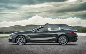 Lộ hàng sớm, BMW ra mắt luôn 8-Series Convertible