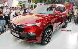 Có 1,25 tỷ không mua SUV VinFast Lux SA2.0 có những lựa chọn gì?