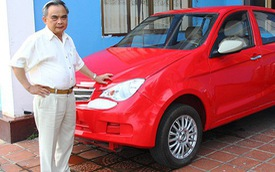 """Cùng là ô tô """"made in Vietnam"""", sản phẩm của VinFast đã chính thức trình làng, còn Vinaxuki đang ở đâu?"""