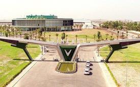 VinFast khởi động việc xây tổ hợp dịch vụ tại Thanh Hoá