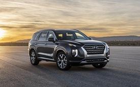 Ra mắt Hyundai Palisade - Đàn anh Santa Fe, đối đầu Ford Explorer