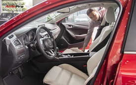 THACO lần đầu trang bị nội thất sáng màu cho cả loạt xe Mazda tại Việt Nam