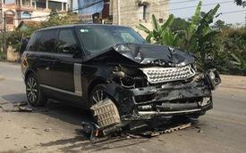 Tài xế Range Rover bạc tỷ gây tai nạn liên hoàn, người phụ nữ đứng bên đường bị đâm trực diện tử vong tại chỗ