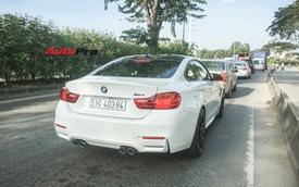 Bắt gặp chiếc BMW M4 Coupe độc nhất Việt Nam