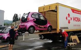 Đặt mua ô tô giá 4.000 USD từ Trung Quốc, khách nhận được hàng qua... bưu điện