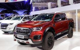 """Ford công bố Ranger Storm - Phiên bản """"lỗi"""" của Ranger Raptor"""