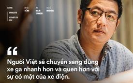 'VinFast sẽ đẩy nhanh sự thay đổi trên thị trường xe máy Việt Nam'