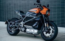 """Cùng chiêm ngưỡng sự hầm hố của """"LiveWire"""" - Chiếc mô tô điện đầu tiên của Harley-Davidson"""