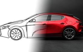 5 bí mật trong thiết kế Mazda3 2019