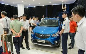 VinFast công bố 14 showroom tại 9 tỉnh, thành lớn: Đặt trong trung tâm thương mại và rộng tới 300 m2