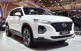 Hyundai Santa Fe 2019 hẹn ngày ra mắt, tung 1.000 xe cho khách Việt chơi Tết