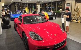 Porsche mở khu trưng bày cùng tòa nhà với Lamborghini và Bentley tại TP. HCM, chuẩn bị ra Hà Nội