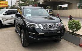 Trước ngày ra mắt, Nissan Terra phiên bản động cơ diesel lần đầu lộ diện tại Việt Nam, giá dự kiến 986 triệu đồng