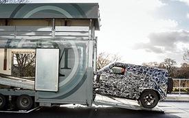 Land Rover nhá hàng Defender, hứa hẹn hoàn thiện ngay trong năm sau