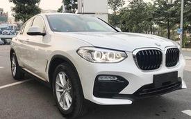 Thực hư về BMW X4 2019 phiên bản xDrive25i đầu tiên tại Việt Nam