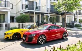 Audi TT độ kiểu Audi R8 bán lại với giá chỉ 765 triệu đồng